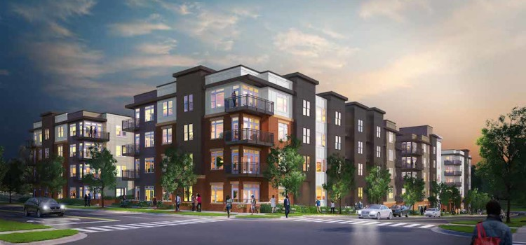 Southern Land Company Opens First Denver Apartment Community, Centric LoHi