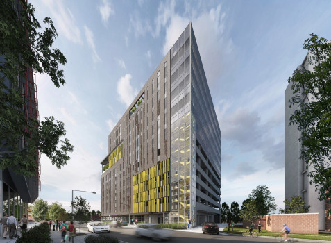 Denver Housing Authority Office Tower to Anchor Mariposa Redevelopment