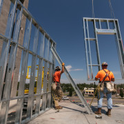 Local Prefab Company, Fastwalls, Builds Wall Panels for New Holiday Inn Express, Aurora