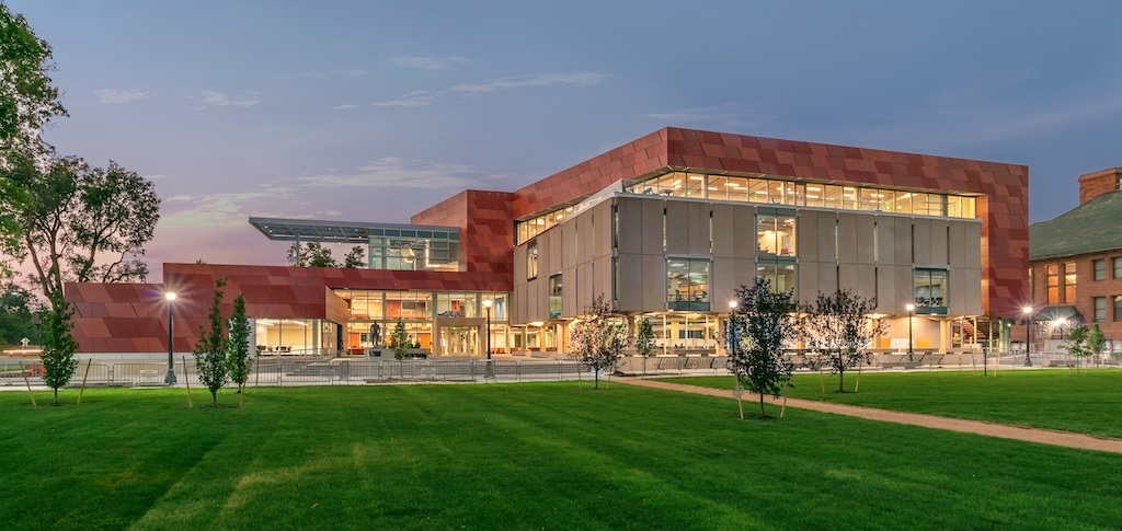 Attractive GH Phipps Mark Dedication For Largest Carbon Neutral, Net Zero Library In  U.S.