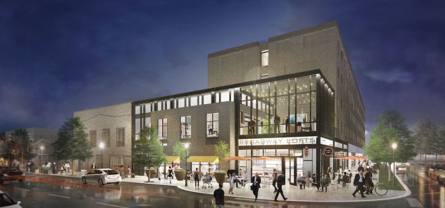 RNL Designs Mixed-Use Affordable Housing Community in Englewood