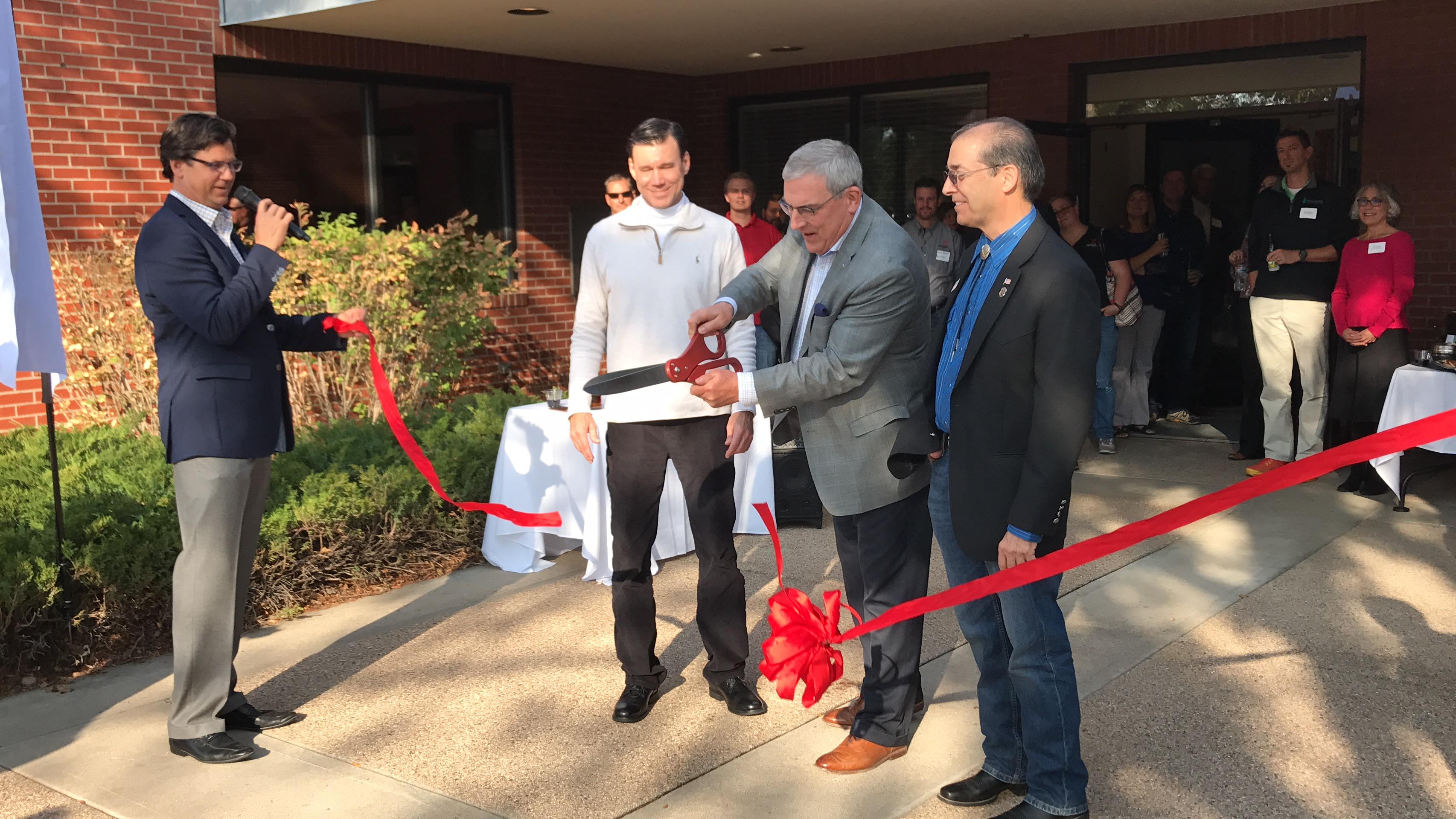 Haselden North Regional Office Opening
