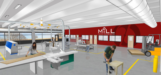 The MILL National Training Center Addresses Skilled Labor Shortage