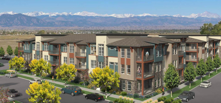 """Partnership"" of Investors Purchase Multifamily Property in Thornton"