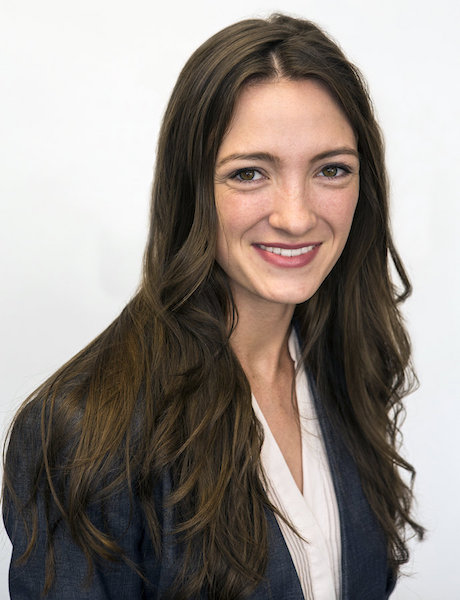 Headshots of Cassie Stenson at CRESA in Denver, Colorado.