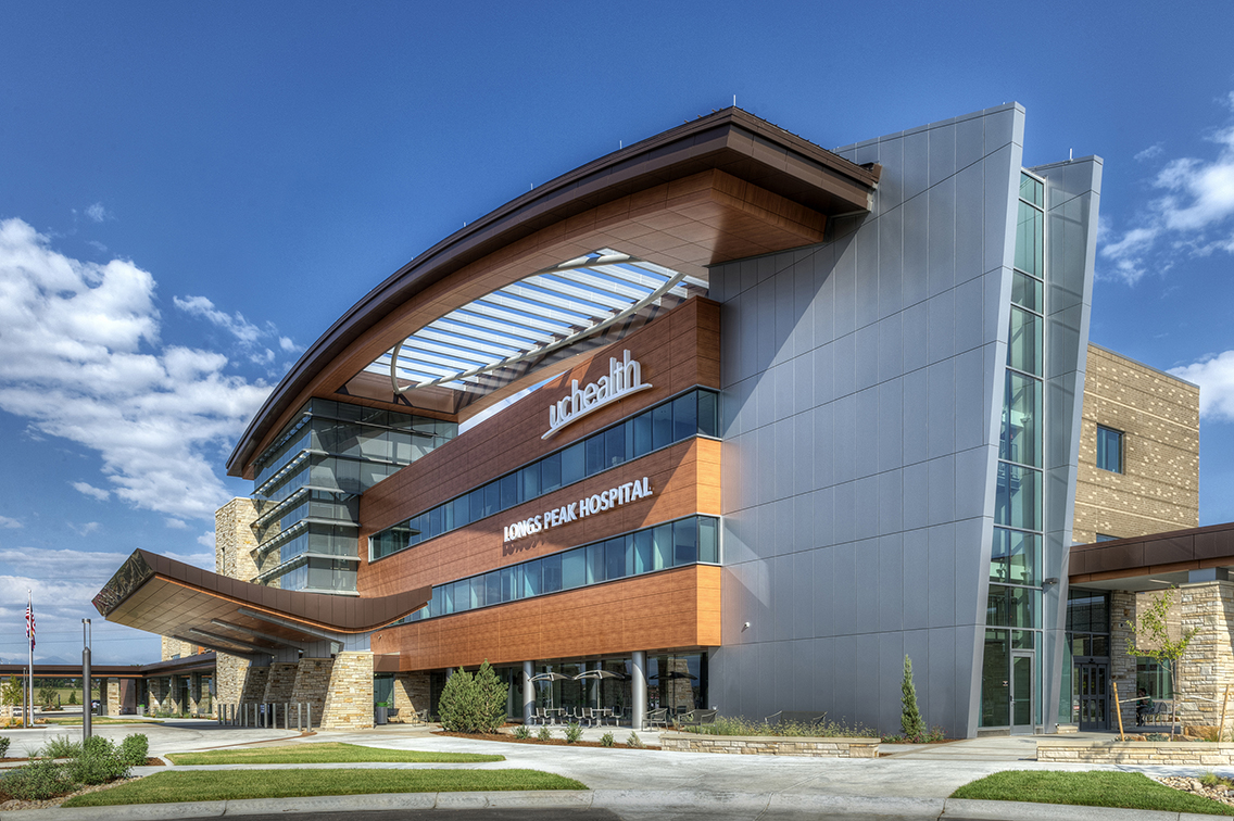 AGC Project of the Year_Haselden Construction_UCHealth Longs Peak Hospital