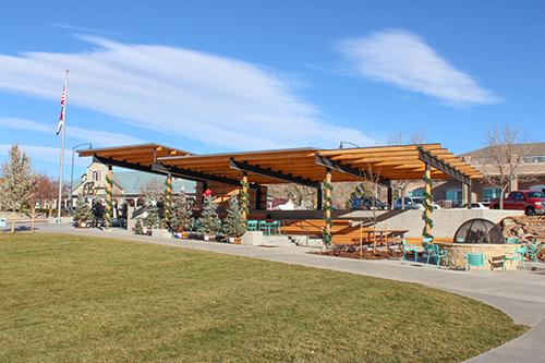 Festival Park Pavilion