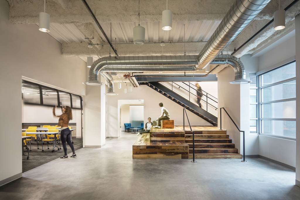 high tech office design. DLR Group: Trends In Tech-Office Design High Tech Office Design E