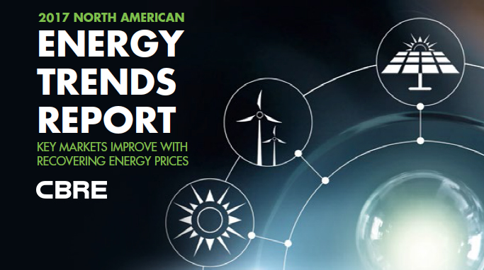 2017 North American Energy Trends Report_Cover Image
