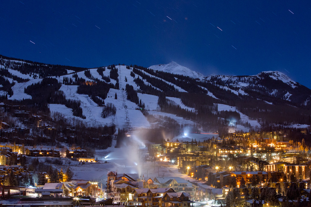 Aspen Snowmass Base Village, CO.