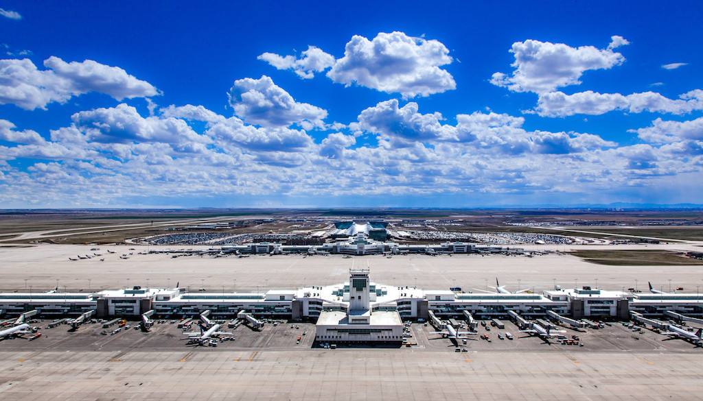 Denver International Airport - Airfield