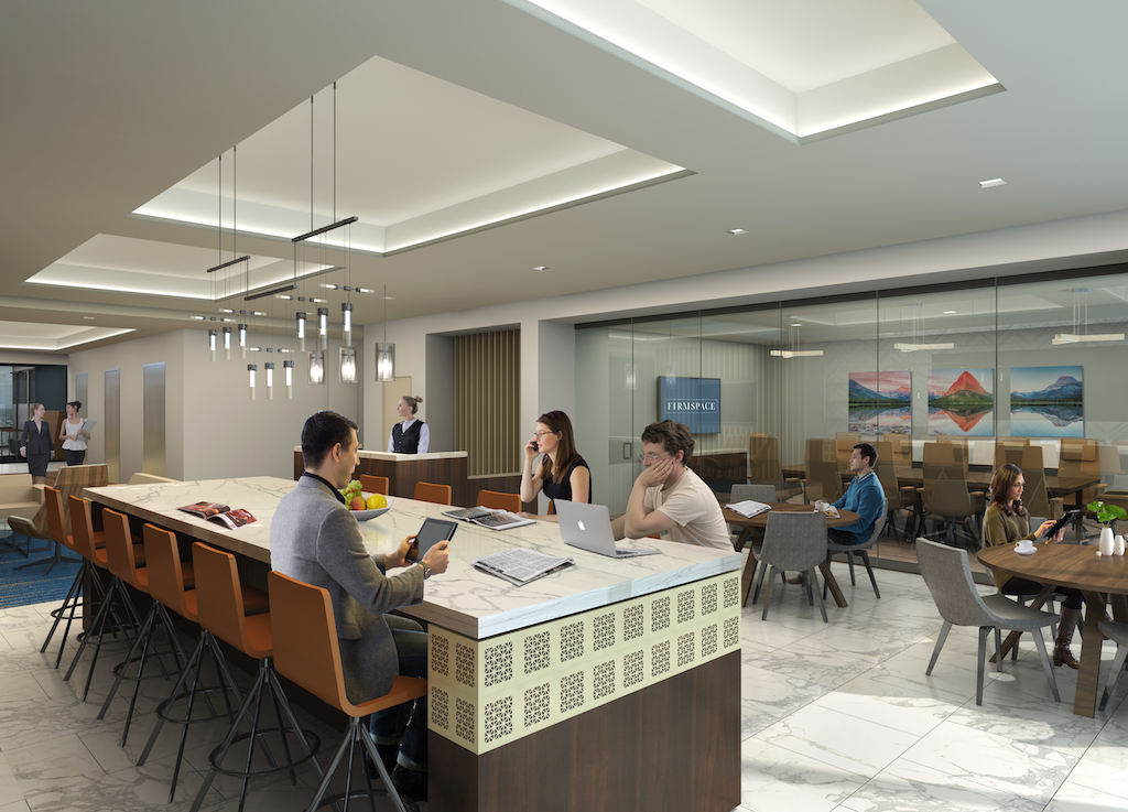 Luxury Co Working Company Firmspace Launches In Denver Mile High Cre