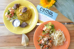 Syrian Plate Lunches