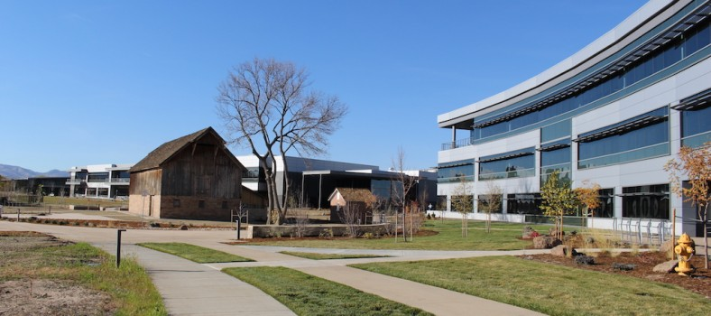 Woodward HQ, Fort Collins, courtesy of Woodward Inc.