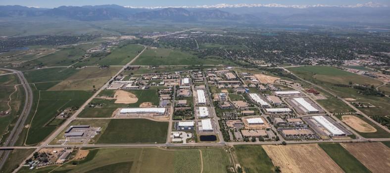 Colorado Technology Center, courtesy of Etkin Johnson.