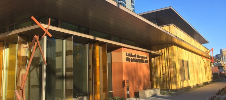 The newly opened Kirkland Museum, located at 1201 Bannock Street in the heart of Denver's Golden Triangle Creative District.