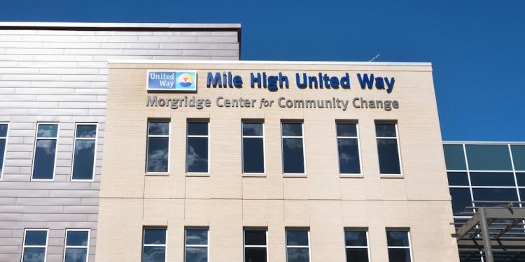 Mile High United Way Building, Denver.