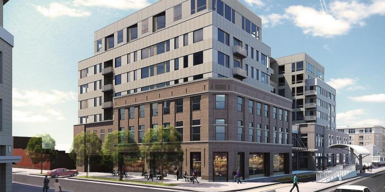 The Lydian, 2560 Welton St., Denver, courtesy of Confluence Companies.
