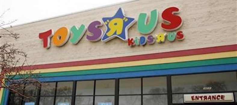 Toys 'R' Us, Denver suburb, courtesy of Reuters.