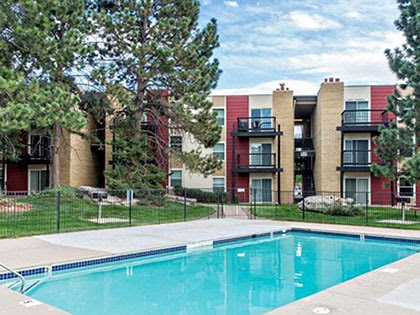 Once Dartmouth Place, Denver, courtesy of Western Real Estate Business.
