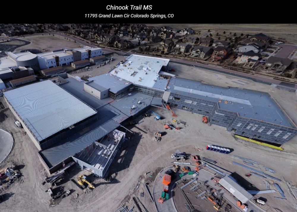 Photo_Exterior_Chinook-Trail-MS_ConstructionProgress_01142019_BryanConstruction