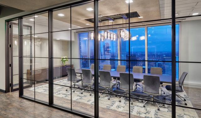 Elsy Studios Completes Interior Design On Hines Denver Hq