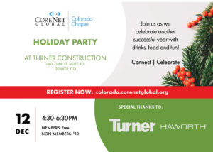 CoreNet Holiday Party