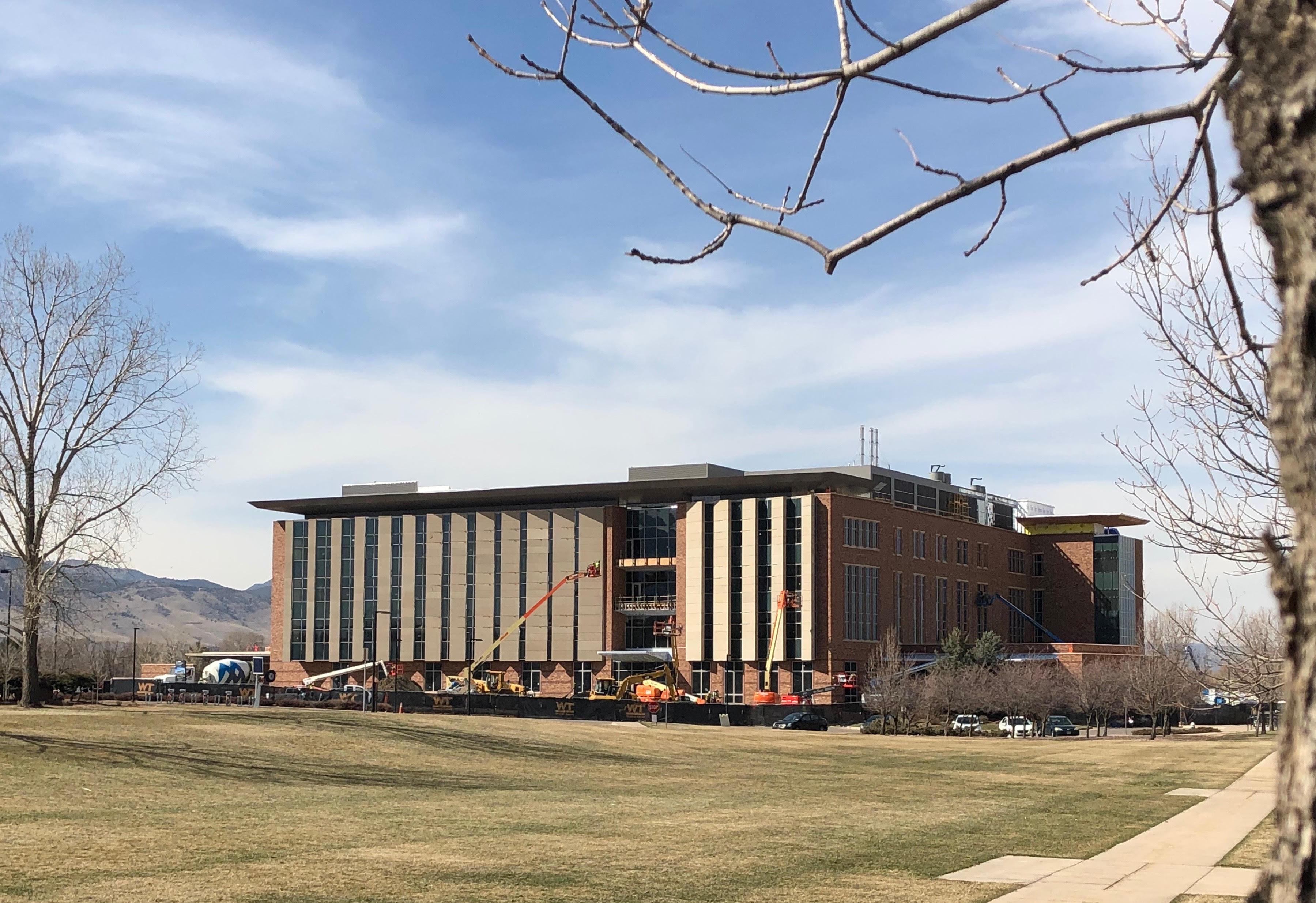 RATIO | HCM Unveils New Home for Smead Aerospace at CU