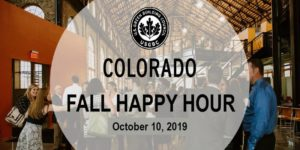 Colorado Fall Happy Hour