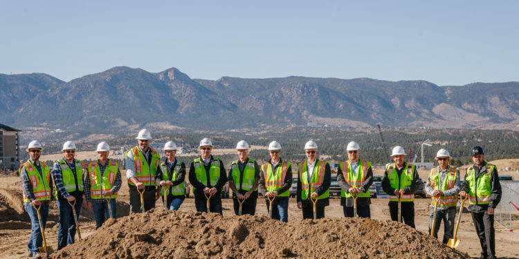 Brinkman Construction Breaks Ground On Townhome Style Apartments In Colorado Springs Mile High Cre