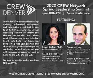 CREW Denver Ad
