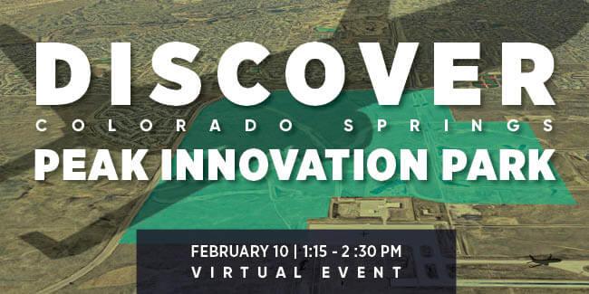 Discover Peak Innovation Park