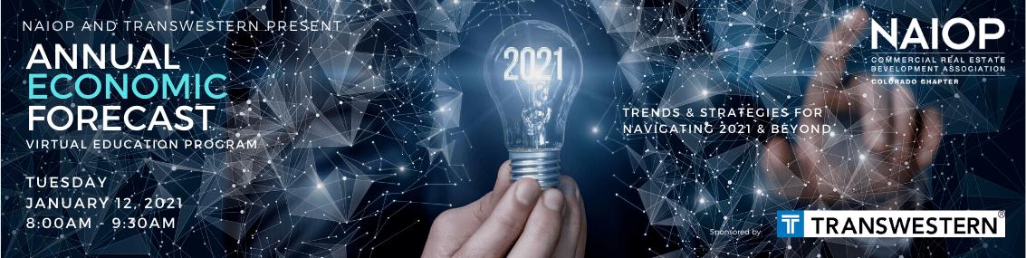 2021 Annual Economic Forecast